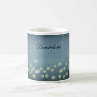 Dandelions Going To Seed-Mug!!! Coffee Mug
