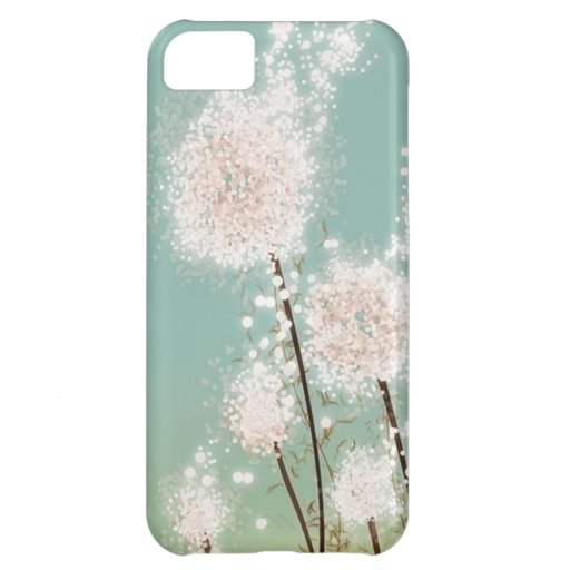 Dandelions iPhone 5C Barely There Case Cover For iPhone 5C