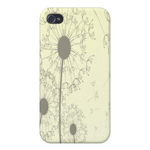 Dandelions iPhone 4/4S Cover