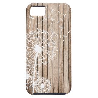 Dandelions iPhone SE/5/5s Case