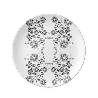 Dandelions Plate
