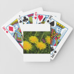 Dandelions Poker Deck