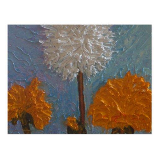 Dandelions Postcards