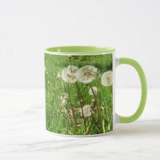 Dandelions – ready to make a wish mug