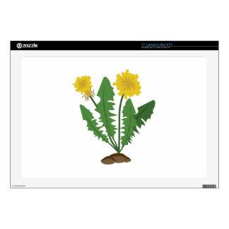Dandelions Skin For Laptop