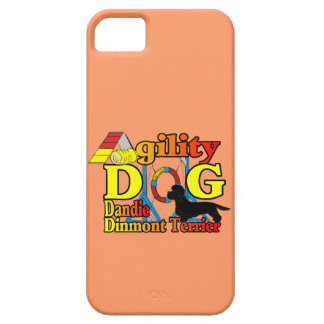 Dandie_Dinmont_Terrier_Agility iPhone SE/5/5s Case