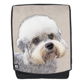 Dandie Dinmont Terrier Backpack