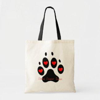 Dandie Dinmont Terrier Budget Tote Bag