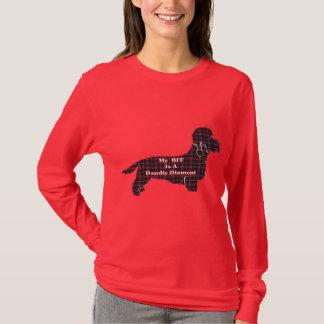 Dandie Dinmont Terrier BFF T-Shirt