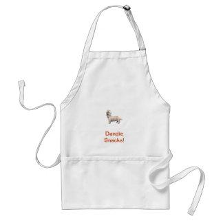Dandie Dinmont Terrier Delantal