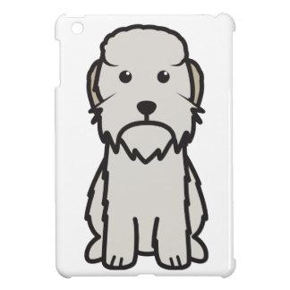 Dandie Dinmont Terrier Dog Cartoon iPad Mini Cases