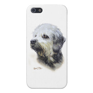 Dandie Dinmont Terrier iPhone 5 Cases
