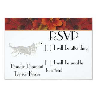 Dandie Dinmont Terrier - Kisses Card
