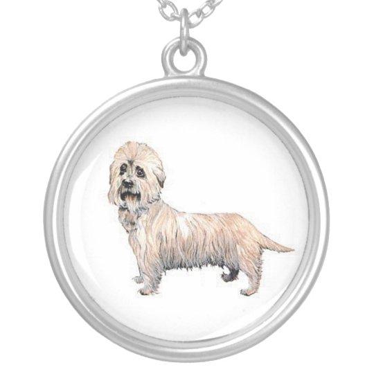 Dandie Dinmont Terrier Necklace