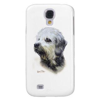 Dandie Dinmont Terrier Samsung Galaxy S4 Cases