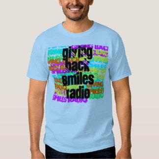 Dando detrás sonríe radio, dando detrás sonríe Ra… Polera