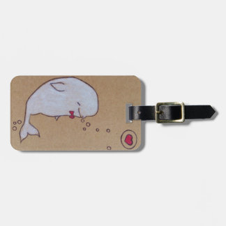 dandy beluga bag tag