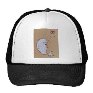 dandy beluga trucker hat