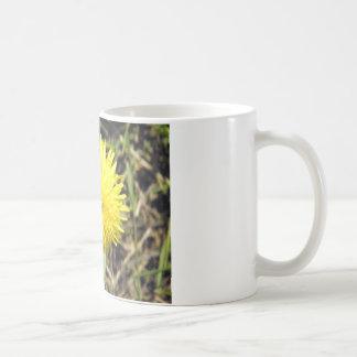 Dandy Dandelion Coffee Mug