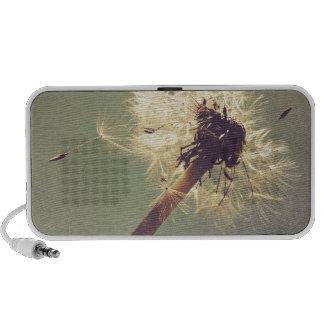 Dandy Dandelion Mini Speaker