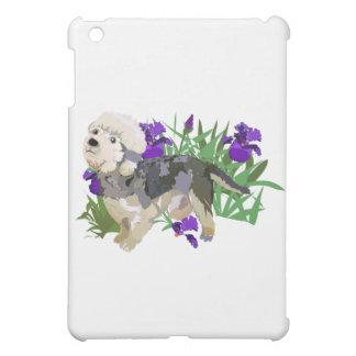 Dandy Dinmont among the Iris iPad Mini Covers