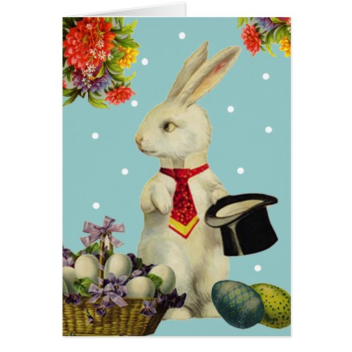 Dandy Easter Bunny Cards