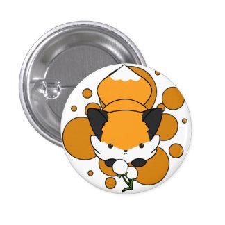 Dandy Fox (circle backsash) Pins