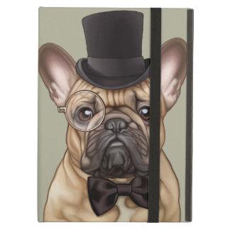 Dandy French Bulldog Cover For iPad Air