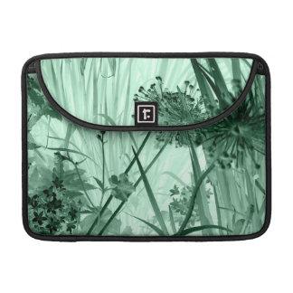 Dandy- green Flap Sleeve Sleeve For MacBook Pro