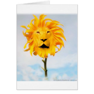 dandy lion (R.O.A.R) Shirt Card