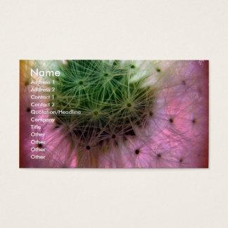 Dandy Seeds Business Card