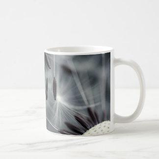 Dandylion Cup Classic White Coffee Mug