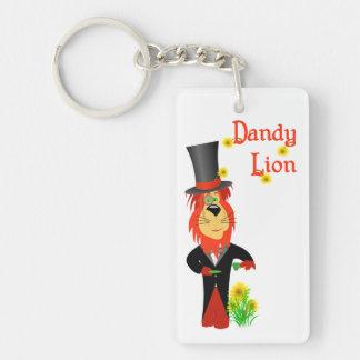 Dandylion Keychain