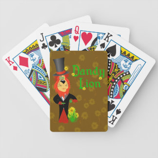 Dandylion Playing Cards