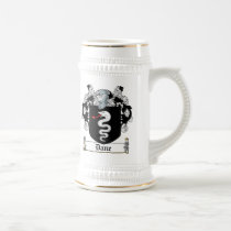 Dane Family Crest Mug