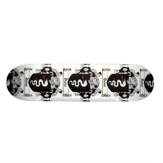 Dane Family Crest Skate Boards