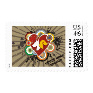 Dane Love Stamps