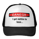 danegrlogo  I got nothin to lose... Hats