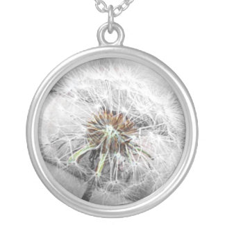 Danelion Silver Plated Necklace