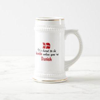 Danés humilde taza de café