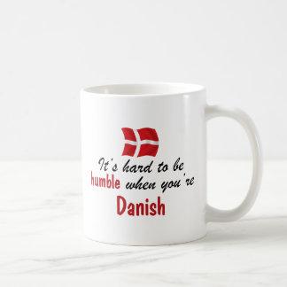 Danés humilde taza clásica