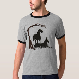 Danes In The Grass T-Shirt