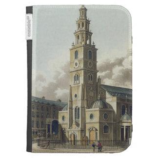 Daneses iglesia, pub de St Clement. por Rudolph Ac