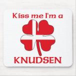 Daneses personalizada me besan que soy Knudsen Tapete De Ratón