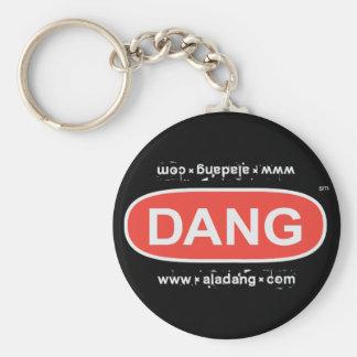 dang logo keychain