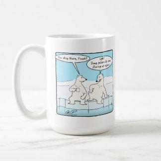 """Dang polaroids are acting up again!"" coffee mug"