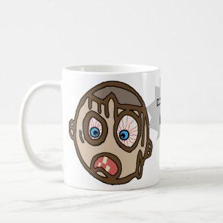 Dang que es caliente - taza de café