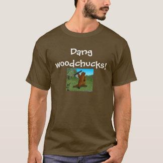 Dang woodchucksdch... T-Shirt