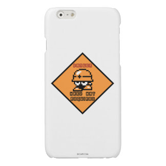 Danger 2 glossy iPhone 6 case