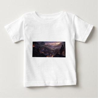 Danger Above Baby T-Shirt